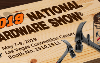 May 7-9, 2019 Las Vegas Convention Center. Booth No: 1510,1511.